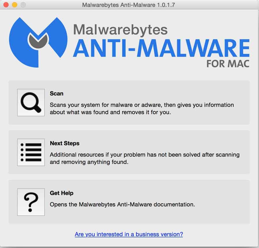 anti malware mac