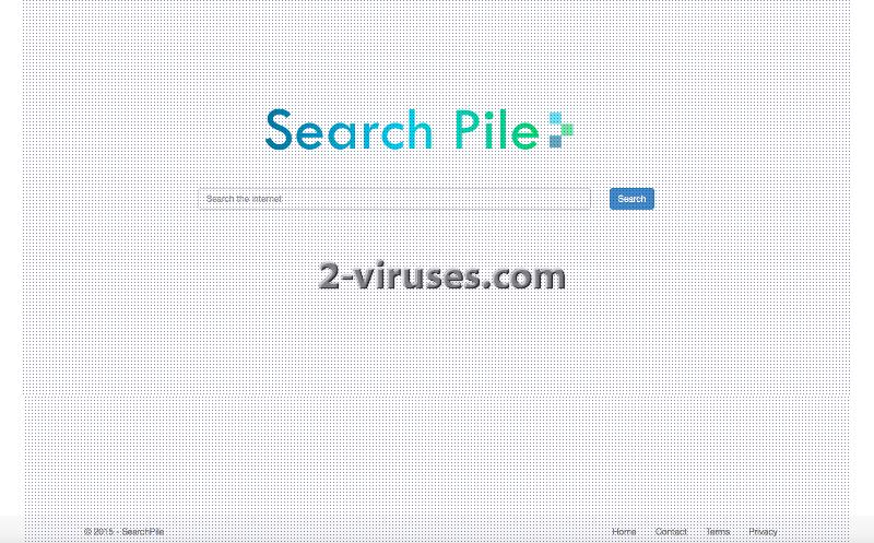 home-searchpile-com-virus