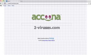 Search.Accoona.com virus