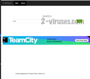 ColdSearch.com Virus