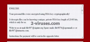 CryptoJoker ransomware