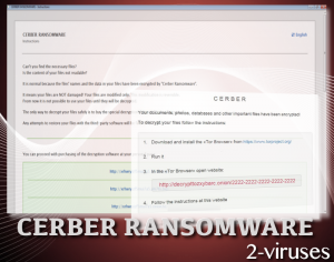 related image #1 from Cerber Ransomware