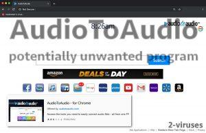 Audio to Audio PUP