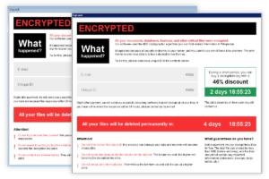 Cryakl (CryLock) Ransomware
