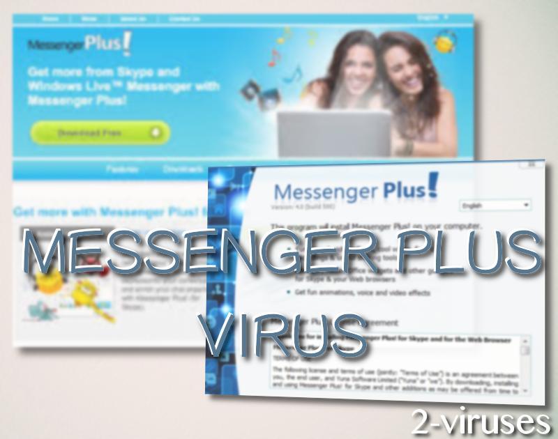 Messenger Plus virus