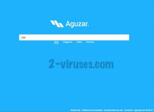 Aguzar.com virus