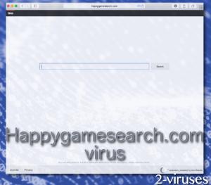 Happygamesearch.com Virus