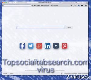 Topsocialtabsearch.com Virus