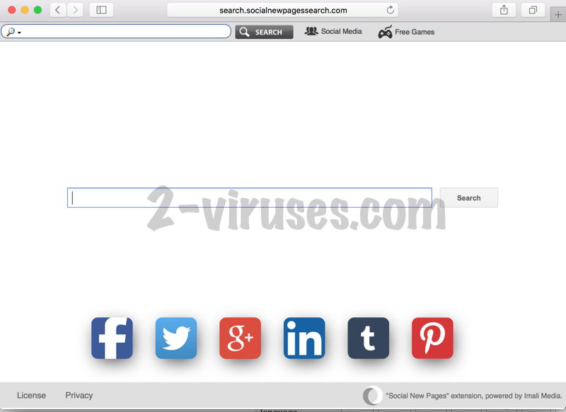 funkysocialtabsearch-com-virus