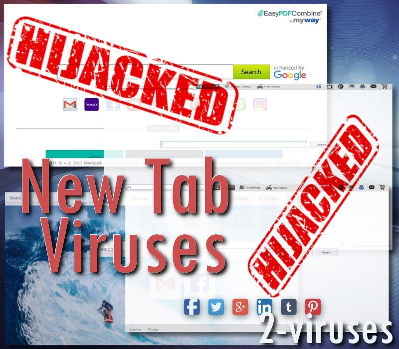 NewTab viruses