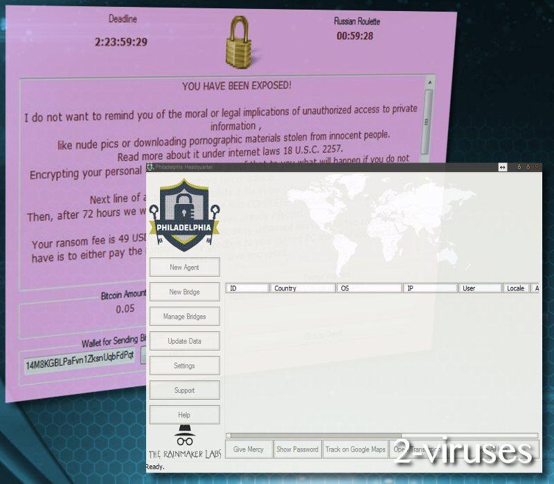 philadelphia-ransomware-console-2-viruses