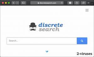 Discretesearch.com virus