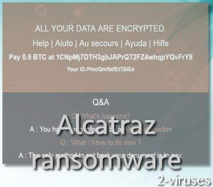 Alcatraz Ransomware
