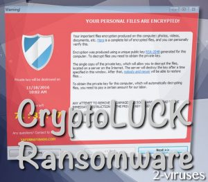 CryptoLuck Ransomware