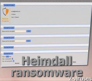 Heimdall Ransomware