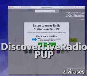 Discover Live Radio PUP