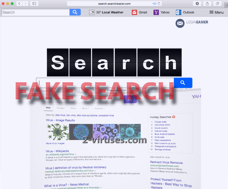 how to remove search virus
