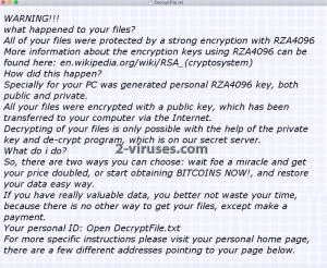 GOG ransomware