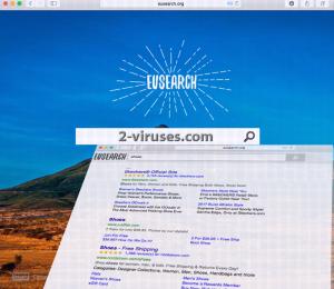 Eusearch.org virus