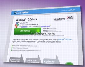 DriverUpdate.net pop-up