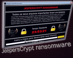 Jeeperscrypt ransomware