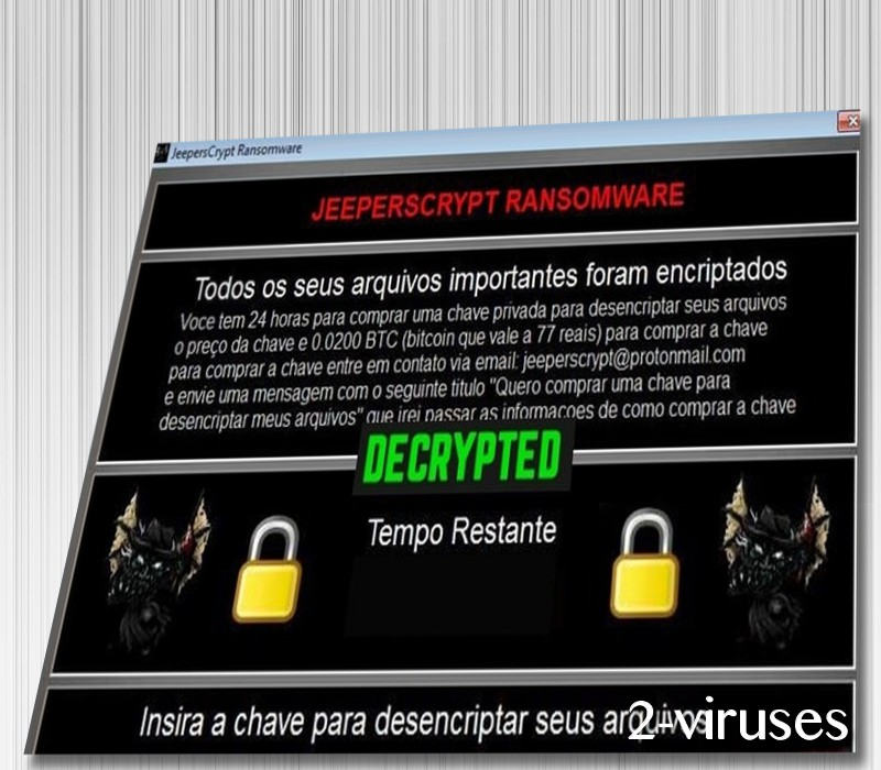 Jeeperscrypt