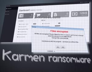 Karmen ransomware