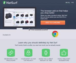 remove netsurf adware virus