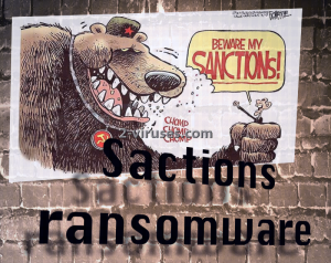 Sanctions Ransomware