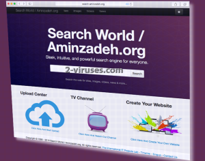 Search.aminzadeh.org virus
