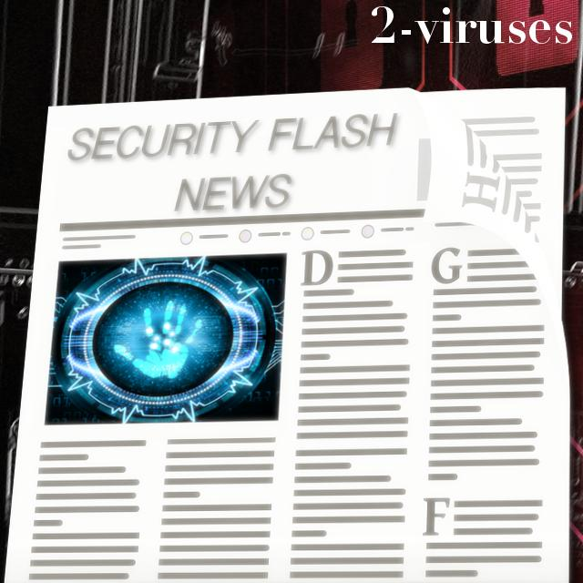 Security Flash News from the 17th to 21st of April, 2017