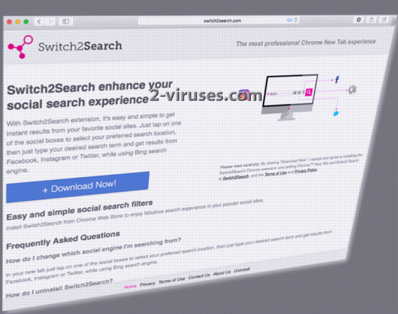 Switch2search.com virus