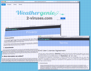Search.weather-genie.com virus
