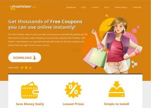 ShopHelper virus