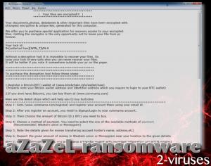 aZaZeL virus