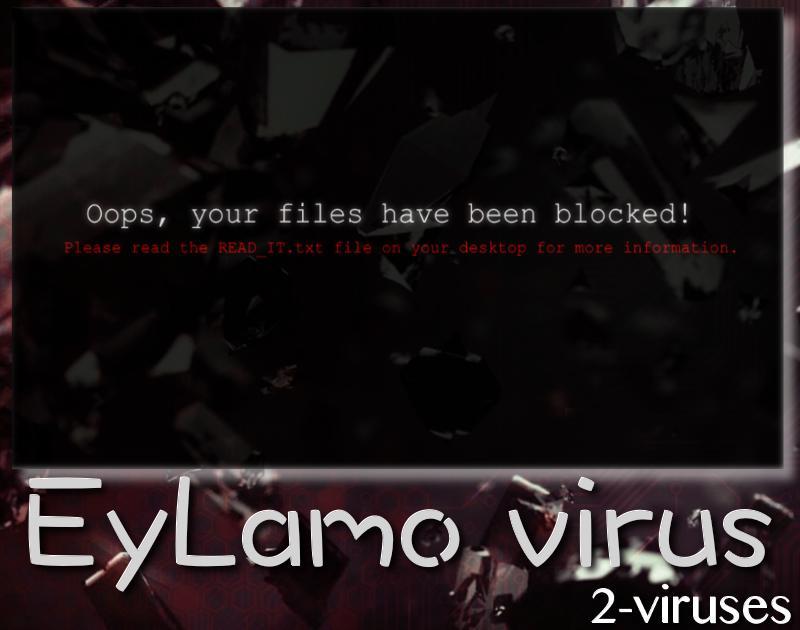 Eylamo ransomware virus