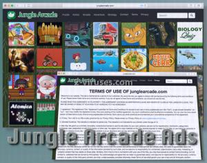Ads by Jungle Arcade