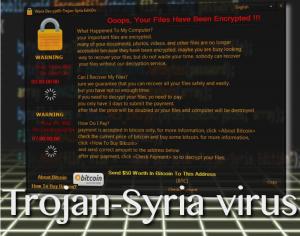 Trojan-Syria virus