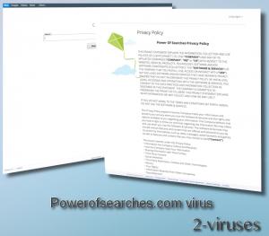 Powerofsearches.com virus