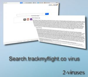 Search.trackmyflight.co virus