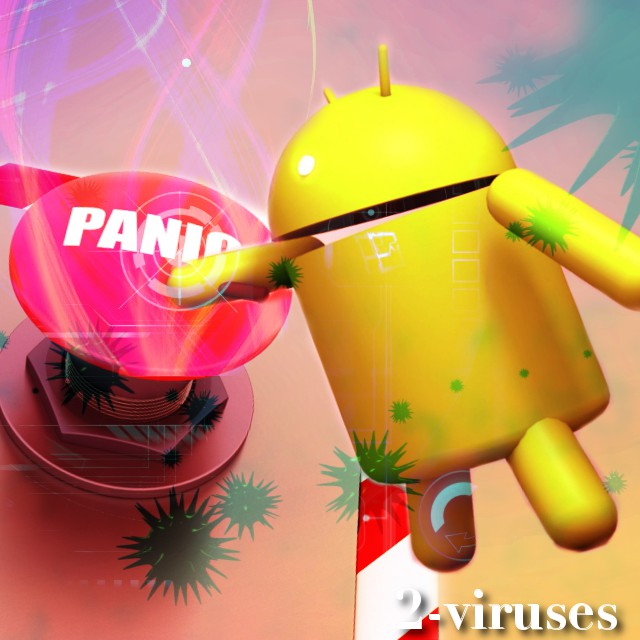 android panic button 2-viruses