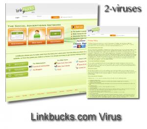 Linkbucks.com Virus