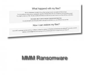 MMM Ransomware