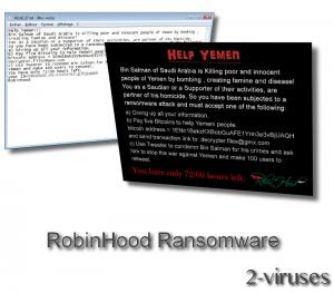 RobinHood Ransomware