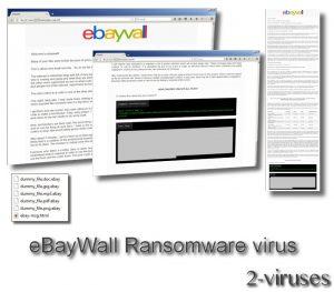 eBayWall Ransomware virus