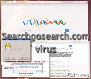 Searchgosearch.com virus