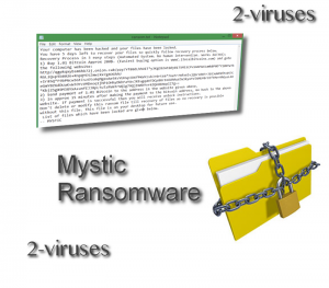 Mystic Ransomware