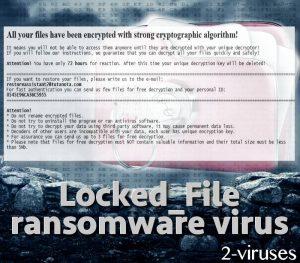 Locked_File ransomware virus