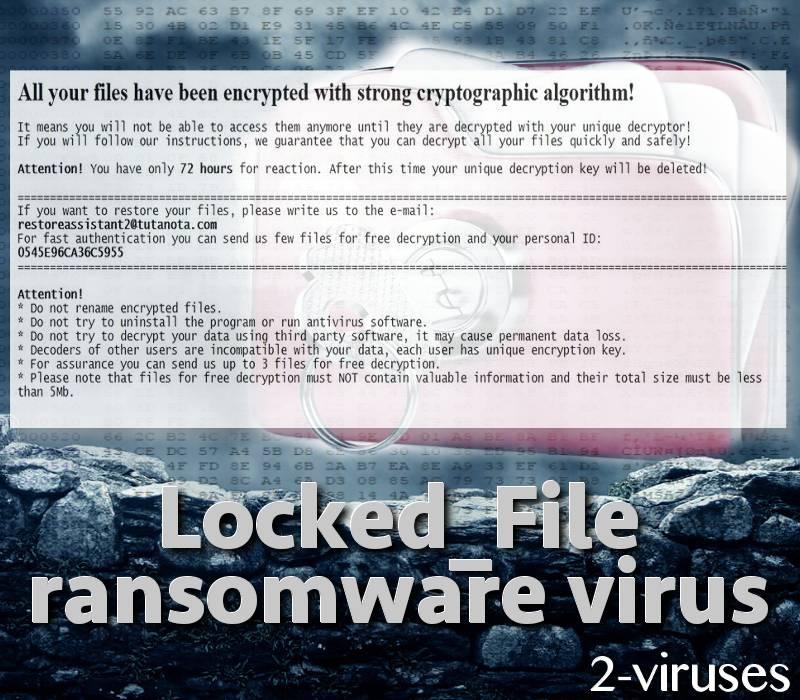 Locked_file ransomware
