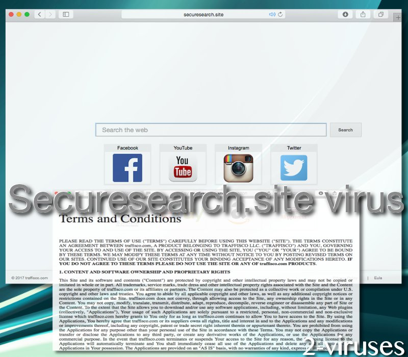 Securesearch.site virus